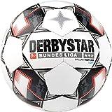 Derbystar Fussball Bundesliga Brillant Replica Light 18/19 1301 Weiß/Schwarz/Rot 4