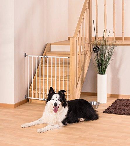 Reer 93010 Hundegitter zum Schrauben / für die Treppe - 2