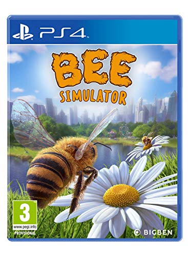 Bee Simulator - PlayStation 4 (PS4) Best Price and Cheapest