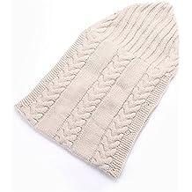 EXOH Saco de dormir para bebé, de lana, manta para carrito