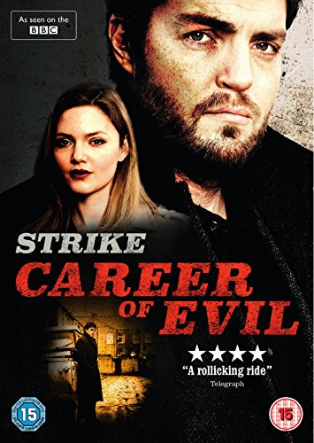 Strike: Career Of Evil [DVD] [2018]