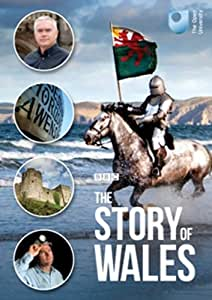 The Story of Wales [DVD]