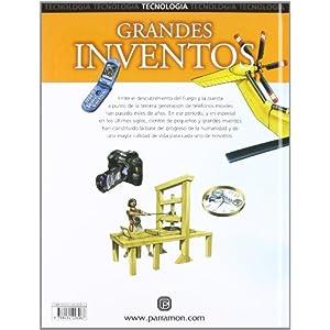 GRANDES INVENTOS (Tecnología)