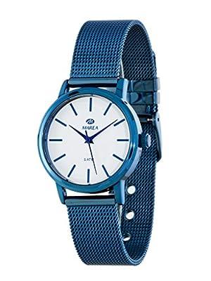 Reloj Marea Mujer B41140/9 Malla Azul