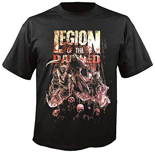 Legion of The Damned - Slaves of The Southern Cross - T-Shirt Größe XXL (T-shirt Southern)