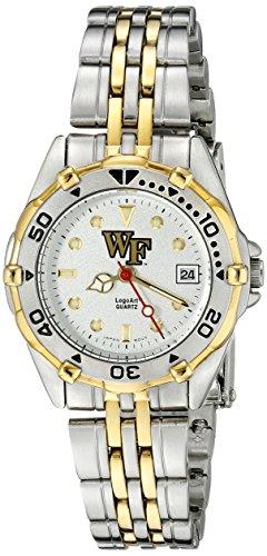wake-forest-demon-deacons-mujer-all-star-reloj-stainless-steel-bracelet