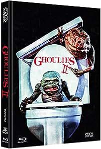 Die Ghoulies 2 [Blu-Ray+DVD] auf 222 limitiertes Mediabook Cover A