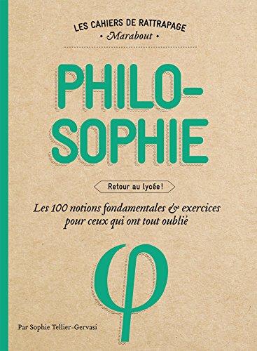 Cahiers de rattrapage - Philosophie