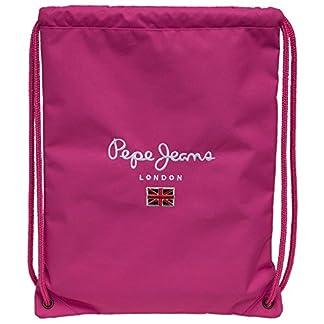 Pepe Jeans Mochila Saco, 1 litro, Color Rosa
