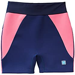 Splash About - SJAANP - Jammer - Femme - Multiolore (Bleu marine/rose) - M (Taille 72 - 86 cm)