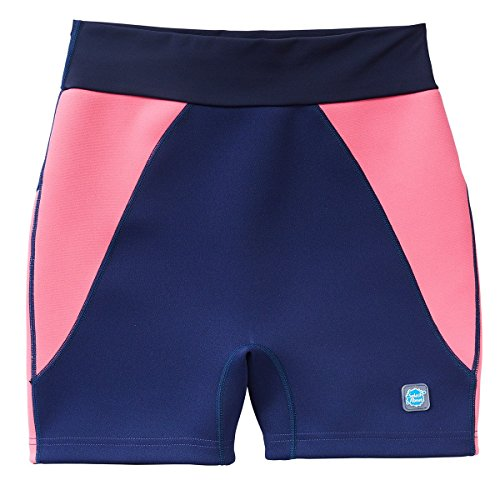 Splash About Damen Jammers Jammers Jammers, Blau (Navy/Pink), Medium (Waist 72 - 86 cm)