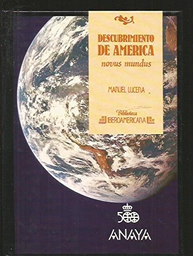 Descubrimiento de America : novus mundus