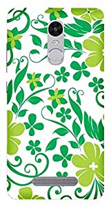 TrilMil Printed Designer Mobile Case Back Cover For Xiaomi Redmi Note 3