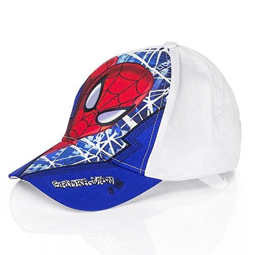 Marvel Jungen Ultimate Spiderman Klettverschluss Riemen 52 54cm Baseball