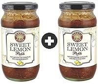 Organic Nation Sweet Lemon Pickle Pack of 2