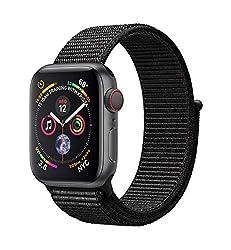 Nicht einfach nur optimiert, sondern transformiert: Die Apple Watch Series 4 bietet ein knapp 30% großeres Display, jedoch ohne dabei größer zu sein. Und weil das Display größer ist, kann man darauf auch mehr sehen und machen: Vollkommen neue Watchfa...