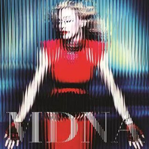 麦当娜 Madonna:MDNA(CD) (Madonna Mdna Cd)