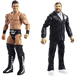 WWE Battle Pack #49 - Daniel Bryan & The Miz - Action Figure Wrestling Set di 2 personaggi