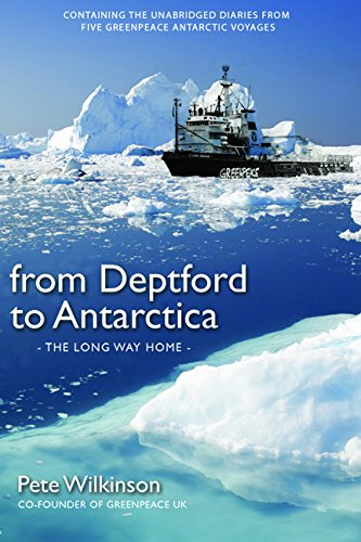 From Deptford to Antarctica: The Long Way Home