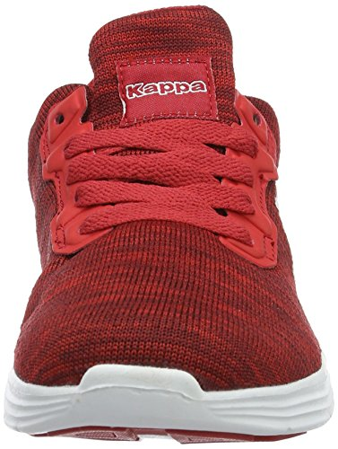 Kappa Paras ml, Sneakers Basses Mixte Adulte Rouge (Red)