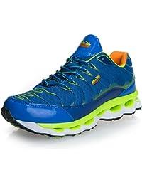 MForshop scarpe da ginnastica uomo running fitness sport sportive palestra corsa 9127