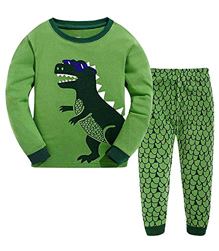 Boys Pyjamas Set for Boy Dinosau...