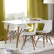 Amazon.es: conjunto mesas y sillas comedor