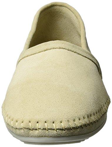 Marc Shoes Luna, Espadrilles femme Beige