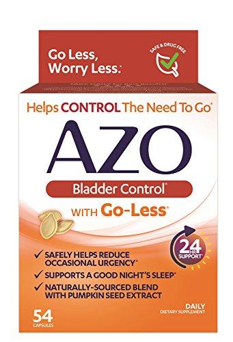 AZO blasenkontrolle Nahrungsergänzungsmittel