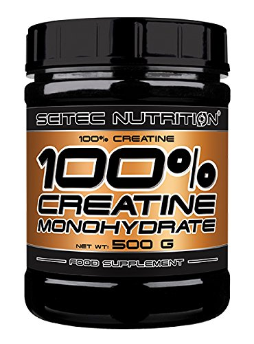 Scitec nutrition 100% creatine, 500 grammi