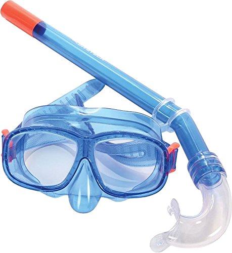 New Divetech sport acquatici Junior Wave piscina J a forma di mini maschera e boccaglio - Junior Snorkel Set