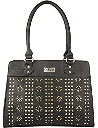 Kovi Shaheen Women's Handbag (Black)