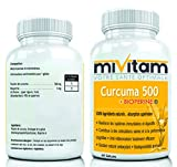 Curcuma + piperina extra forte: favorisce la digestione, appiattisce la pancia, allevia i dolori, efficace antinfiammatorio