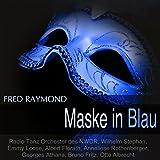 Raymond: Maske in Blau