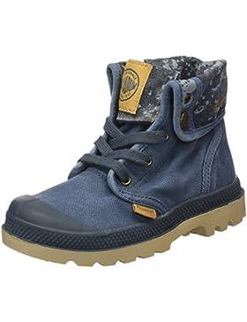 Palladium Unisex-Kinder Baggy Zipper Ii Desert Boots