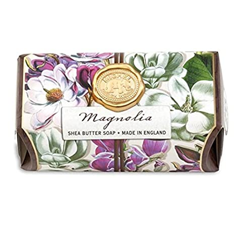 Magnolia Large Bath Soap Bar from FND Promotion by Michel