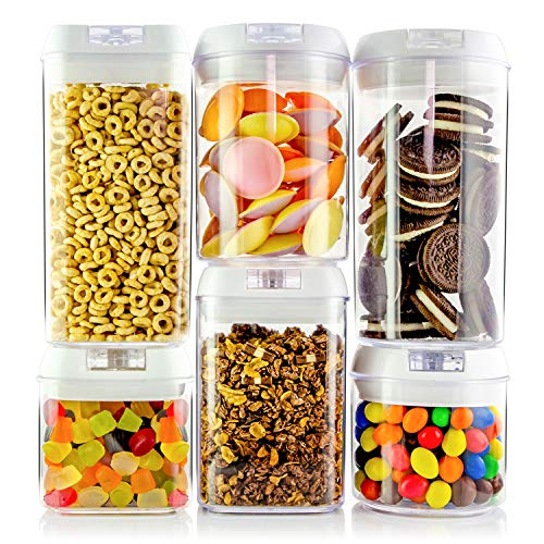 Food Storage Containers with Air...