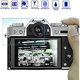 Wunderglass - Fujifilm X T10 9H Vetro Temperato antiproiettile Pellicola salvaschermo Protettiva Protezione Protettore Glass Screen Protector - di OKCS®
