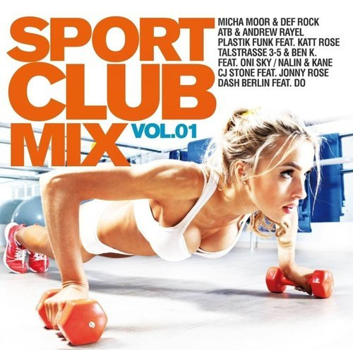 Preisvergleich Produktbild Sport Club Mix Vol.1