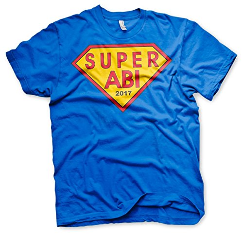 Super Abi Abschluss - Shirt Grün