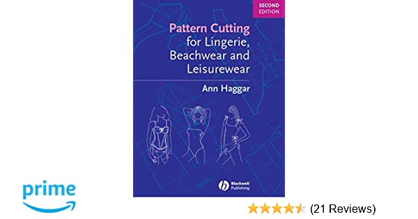 e9b9d9f87a8e7 Pattern Cutting for Lingerie