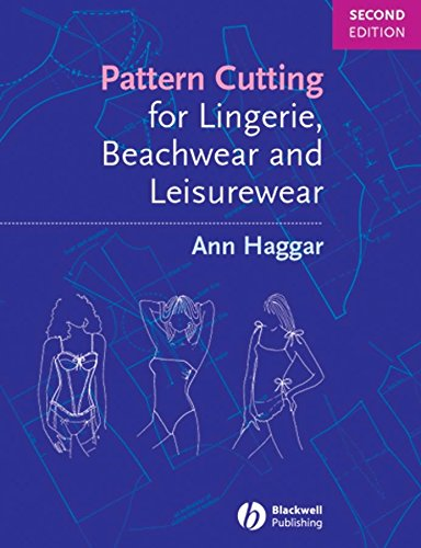 Pattern Cutting for Lingerie, Beachwear and Leisurewear 2e
