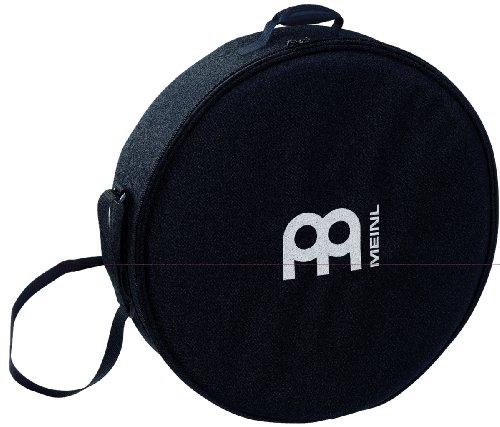 Meinl Percussion MFDB-16 - Custodia professionale per tamburo a cornice, diametro: 40,64 cm (16''), colore nero