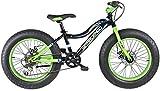 Girardengo 20 Zoll Fahrrad Mountainbike Fat Bike 6 Gang