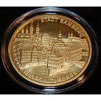 100 Euros Oro Moneda 2004 UNESCO Mundo Patrimonio Cultural Ciudad ...