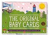 Milestone Baby Cards - Deutsche Version, 30 Karten im Set, einzeln verschweißt