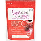 Cherry Bakewell Natural Flavoured Icing Sugar for Cake and Cupcake Decorations - Nut, Lactose and Gluten Free - 500g