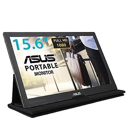 "ASUS MB169C+ - Monitor portátil, 39,6 cm (15.6""..."