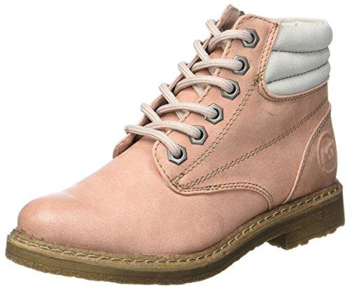 Marco Tozzi Cool Club Mädchen 46203 Stiefel, Pink (Rose/Ice), 32 EU (Rosa Mädchen Stiefel)
