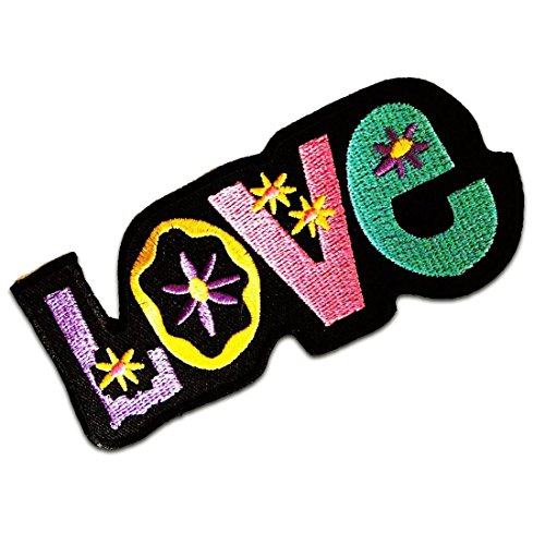 LOVE AMOR Niños Patch ''11 x 8,5 cm'' - Parche Parches Termoadhesivos